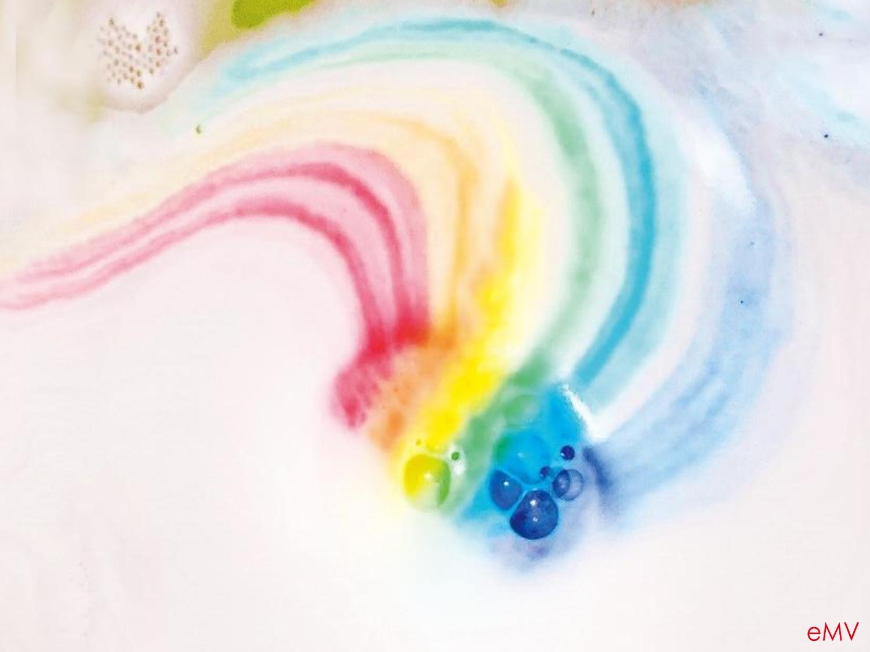 虹のかかるバスボール2